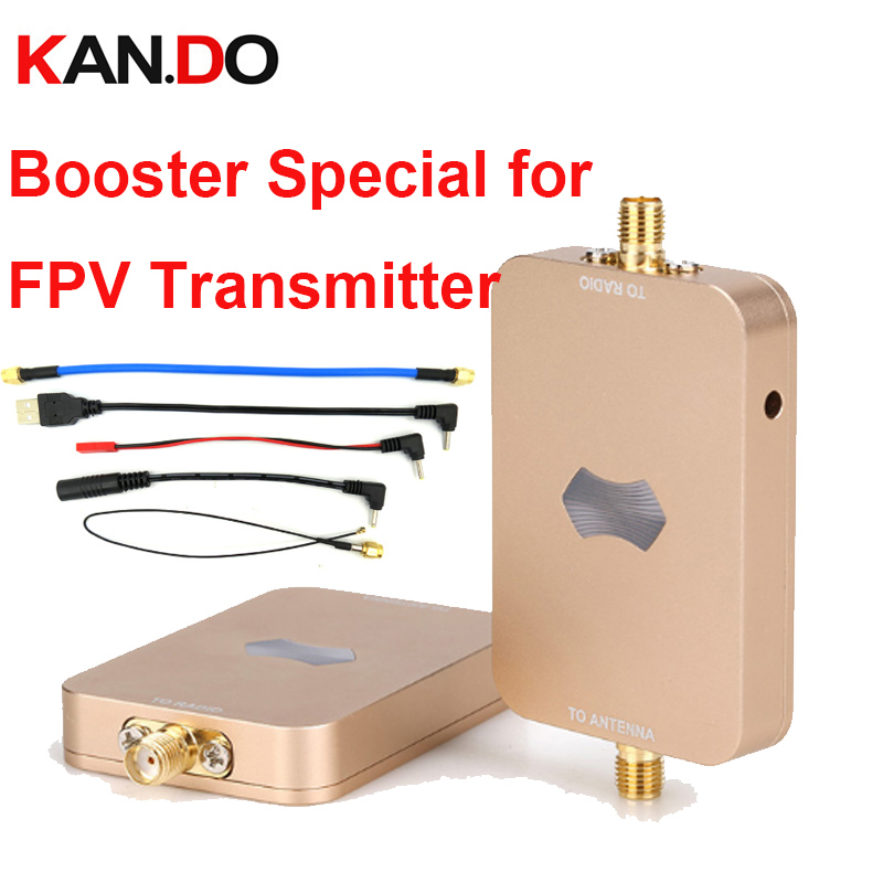 3W FPV transfer server 2.4G wifi drone transmitter repeater 2.4G wireless video audio repeater wifi 2.4G repeater for FPV TX
