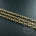 1.7mm 14K gold filled high quality color not tarnished belcher chain DIY necklace chain supplies findings 1315017
