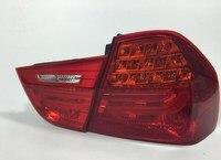 EOsuns задний бампер света лампы Хвост сборки стоп для BMW 3 серии E90 318i 320i 325i 330i 2009 2015