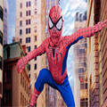 Child Ultimate Spiderman Cosplay Costume Halloween Boys Cosplay Bodysuit Superhero Fantasia Fancy Child Dress Jumpsuit  CS01899