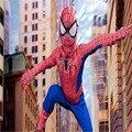 Niño ultimate spiderman niños cosplay traje de superhéroe cosplay traje de halloween fantasia infantil de fantasía dress mono cs01899