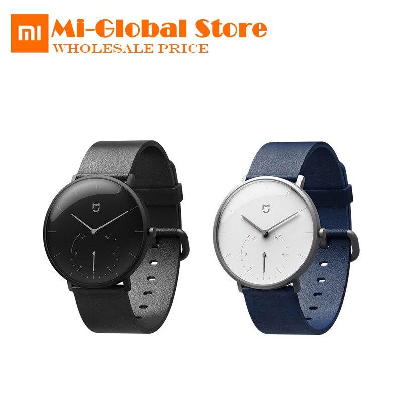 Xiaomi Mijia Quartz Watches waterproof Pedometer Automatic Calibration time Intelligent vibration reminder wrok with mijia app