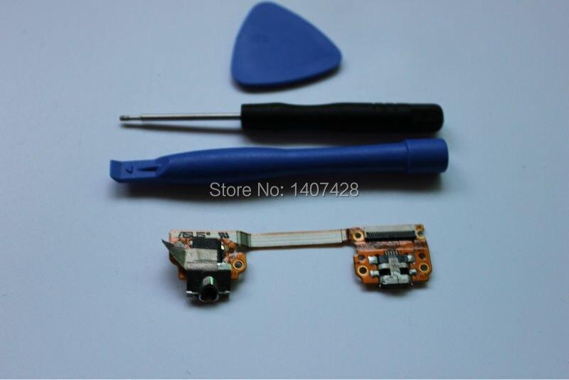 For Asus Google Nexus 7 1st WIFI 3G Version USB charging Port Micro USB Port Audio