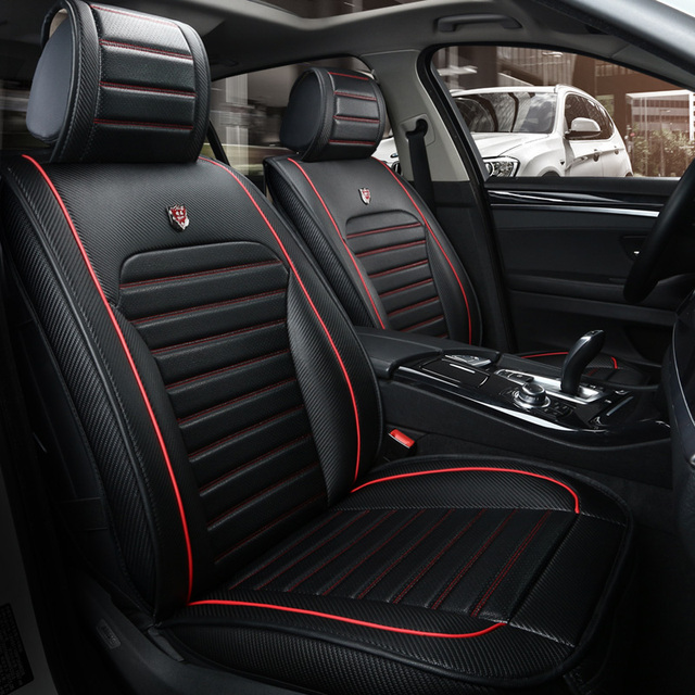 Car Seat cover for chevrolet orlando sonic tracker Equinox leather ...