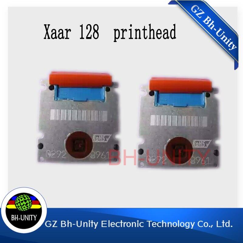 100% original!! XAAR 128 200 Printer for witcolor gongzheng eco solvent  printer original 100