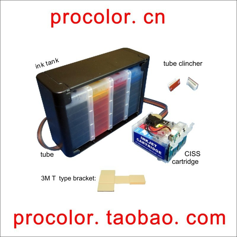WELCOLOR 27 27XL T27XL T2711 XL CISS Europe Area for epson Workforce WF-7710 WF-7720 WF7710 WF7710 WF 7710 7720 With ARC chip refill inkjet cartridges european area t27 xl for epson wf3620dwf wf 3620 wf3620 wf3621dwf wf 640dtwf wf 3640 wf3640 wf 3640