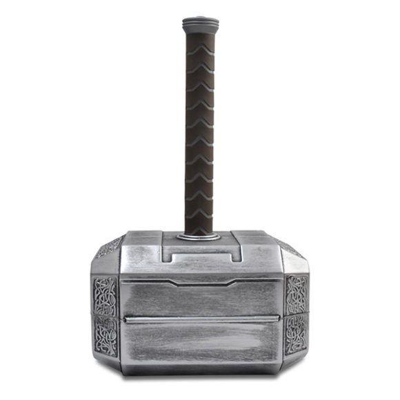 THOR marteau ensemble d'outils maison trousse à outils en plastique non métallique ne contient pas de couteau et crayon de test