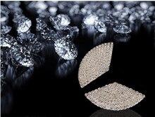(3 unids) Accesorios de Auto cubierta Del Volante Del Coche Etiqueta Engomada Del Logotipo Decoración Diamante Para Mercedes Benz 3 Colores con el Regalo caja