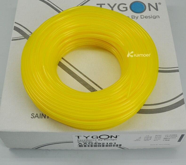 Saint Gobain Tygon Oil Tube Peristaltic Pump Tubings Mini Water Pump Tube Size ID 2mm*OD4mm