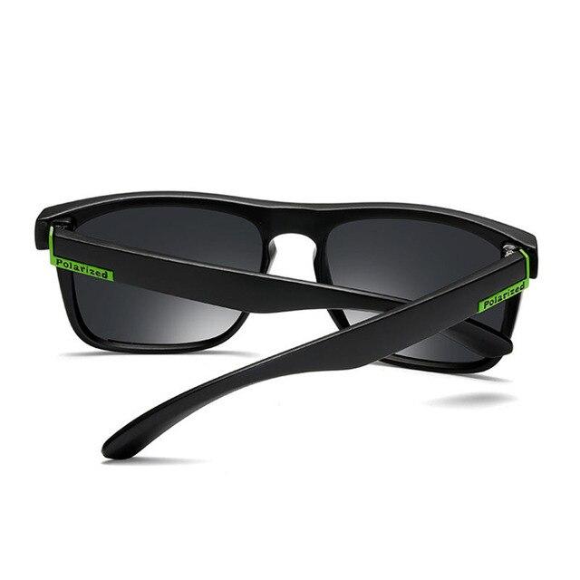 Classic Men Polarized Sunglasses Brand Designer Driving Sun Glasses For Men Retro Square Glasses UV400 Shades Eyewear 10