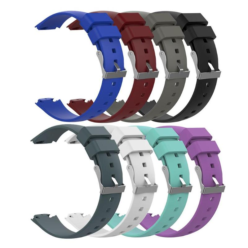 все цены на New Silicone Replacement Colorful Sport Watch Band Strap for ASUS Zenwatch 3 Replace High Quality Colorful Watch Band 8 Colors онлайн