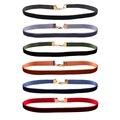 Женское колье-чокер в готическом стиле, 6 цветов