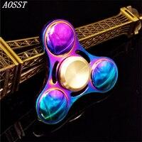 AOSST POP Naruto Whirlwind Sword NEW Metal Fidget Spinner Hand Spinner Finger Spinner Stress Wheel