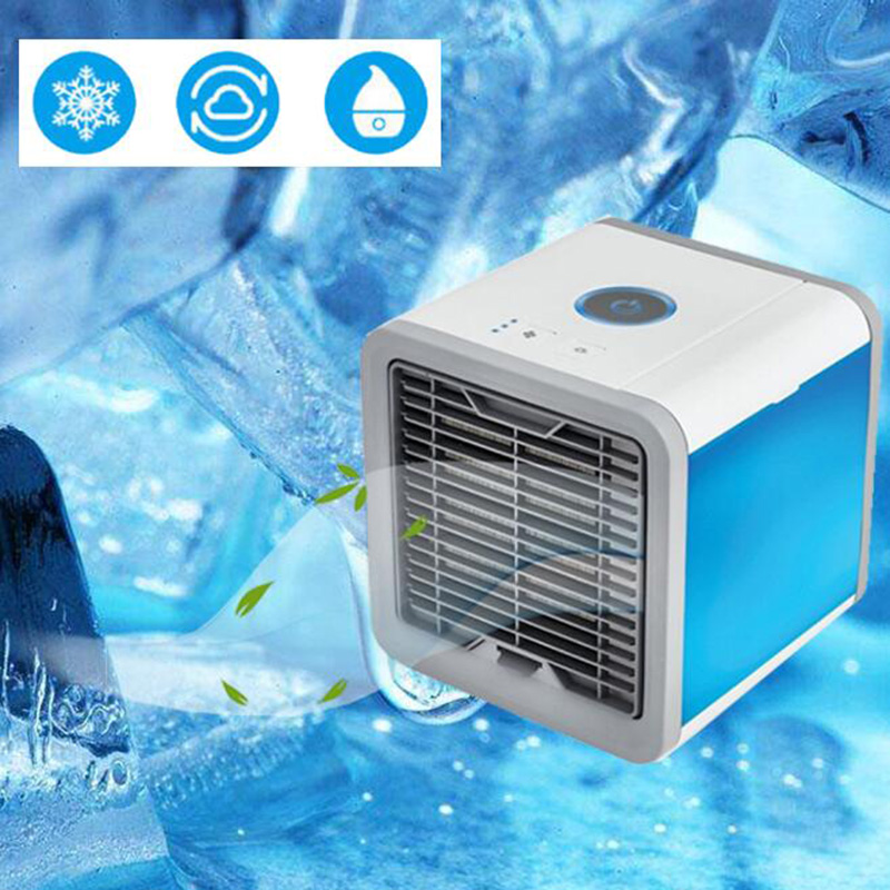USB Mini Portable Air Conditioner Humidifier Purifier 7 Colors Light Desktop Air Cooling Fan Air Cooler Fan for Office Home UsbUSB Mini Portable Air Conditioner Humidifier Purifier 7 Colors Light Desktop Air Cooling Fan Air Cooler Fan for Office Home Usb
