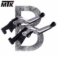 MTKRACING For Benelli XB12R XB12Ss XB12Scg 2009 CNC dedicated Handlebar single Folding&Extendable Brakes Clutch Levers