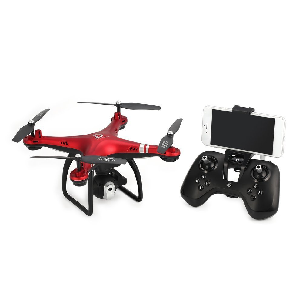 X8 RC Drone 2.4G FPV RC Quadcopter Dron with 0.3MP/720P Adjustable Camera Altitude Hold Headless Mode 3D-Flip 18mins Long Flight wifi fpv 720p camera drone 2 4g 6 axis gyro 3d flip headless altitude hold rc quadcopter dron aircraft aerial toys 3d rollover