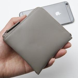 Image 5 - LANSPACEของแท้กระเป๋าสตางค์หนังกระเป๋าใส่เหรียญยี่ห้อที่มีชื่อเสียงแฟชั่นผู้หญิงกระเป๋าสตางค์