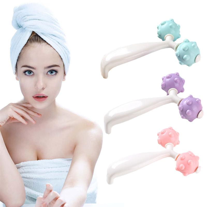 3pcs Leg Stovepipe Massager Leg Arm Body Cell Shiatsu Fatigue Relief Anti Cellulite Slimming Massage Tool Roller Massager Low Price Skin Care Tools