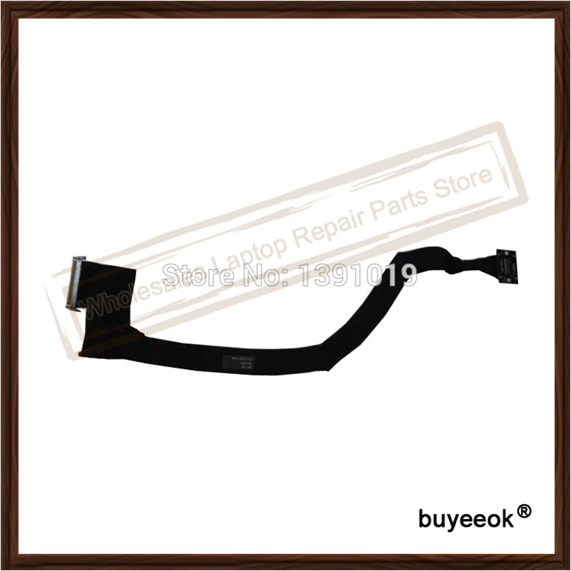 Original A1225 LCD Screen Flex Cable 593-0345 For Apple iMac 24'' Laptop Replacement replacement lcd flex cable for canon hf11 hf10