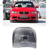 For applicable to the new 3 series E92 E93 LCI special modified M3 carbon fiber engine cover of BMW 3 series E92 E93 from 05 12