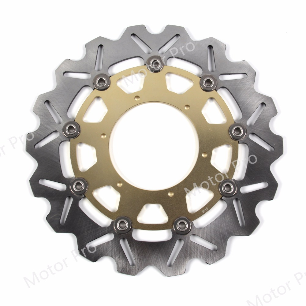 Front Brake Disc For HUSQVARNA TR 650 STRADA 2013 2014 TR650 TERRA Motorcycle Accessories Brake Disk