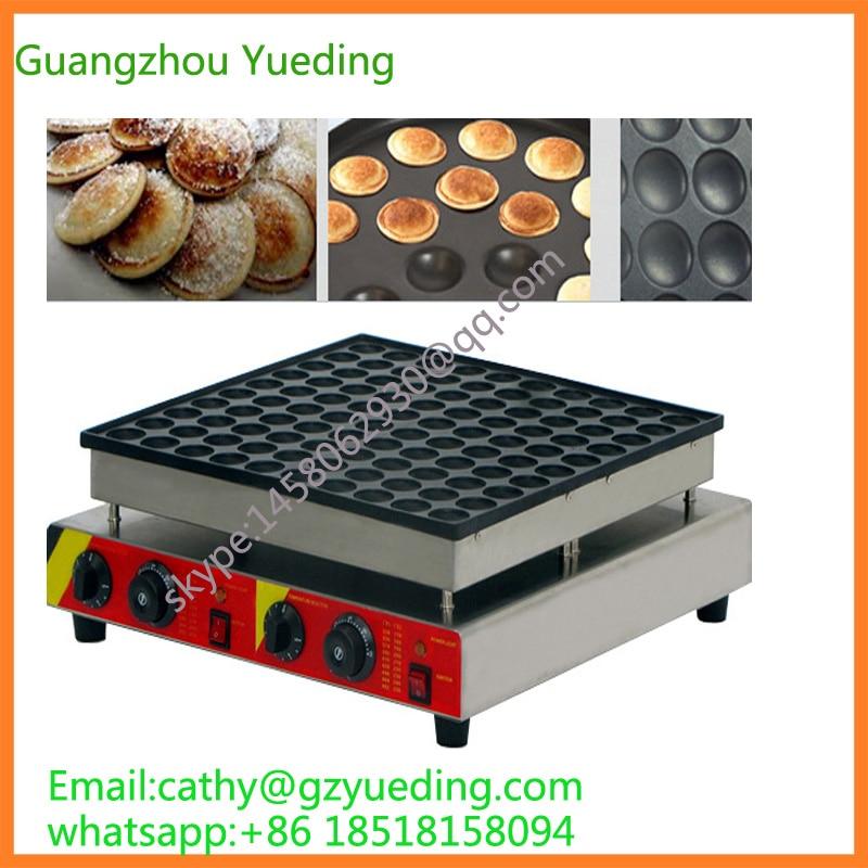 Snack baking commercial dutch snack poffertjes machine factory