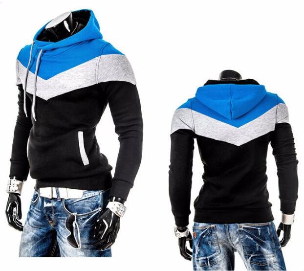 2016 New Winter Autumn Designer Hoodies Men Fashion Brand Pullover Sportswear Sweatshirt Men'S Tracksuits Moleton4
