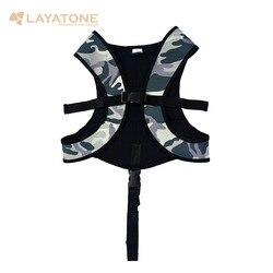LayaTone chasse sous-marine gilet femmes hommes Camouflage 3mm néoprène équipement de plongée poids goutte gilet ceinture de plongée J1602BC