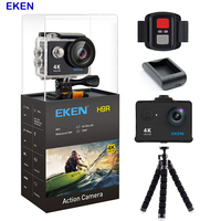 Original Eken Action Camera 4k Go Pro Camera Wifi Waterproof Sports Camera 12MP 170 Degree Wide