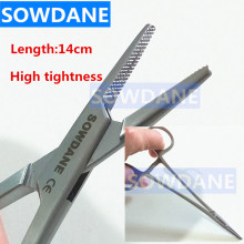 Needle Holder forceps Mosquito Tweezer Dental Teeth Whitening Oral Care Tool Instrument
