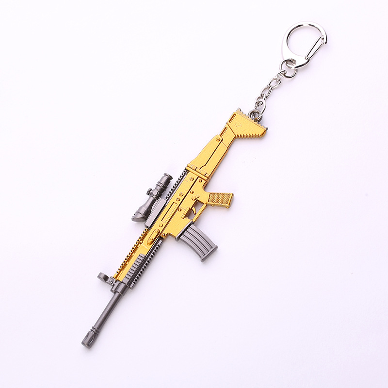 Weapon Keychains (22)