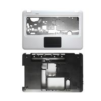 Laptop Cover For HP Pavilion DV6 DV6 3000 DV6 3100 3ELX6BATP00 603689 001 Palmrest Touchpad Top