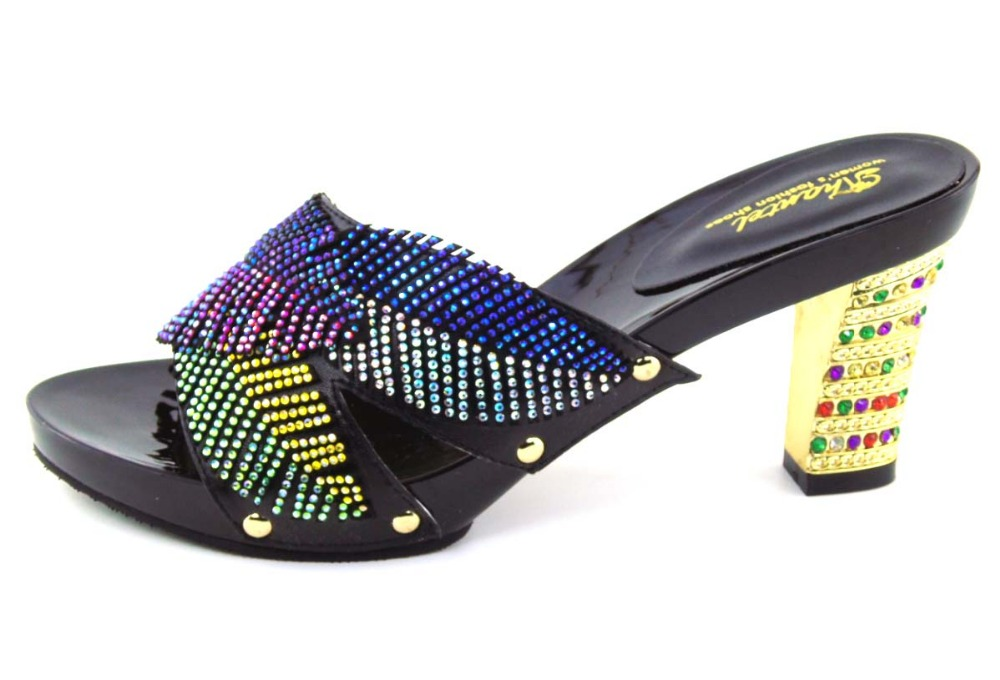 ФОТО New Arrival Fashion Shoes Free Shipping African Sandals Shoes Heels Hot!!!HOH1-29