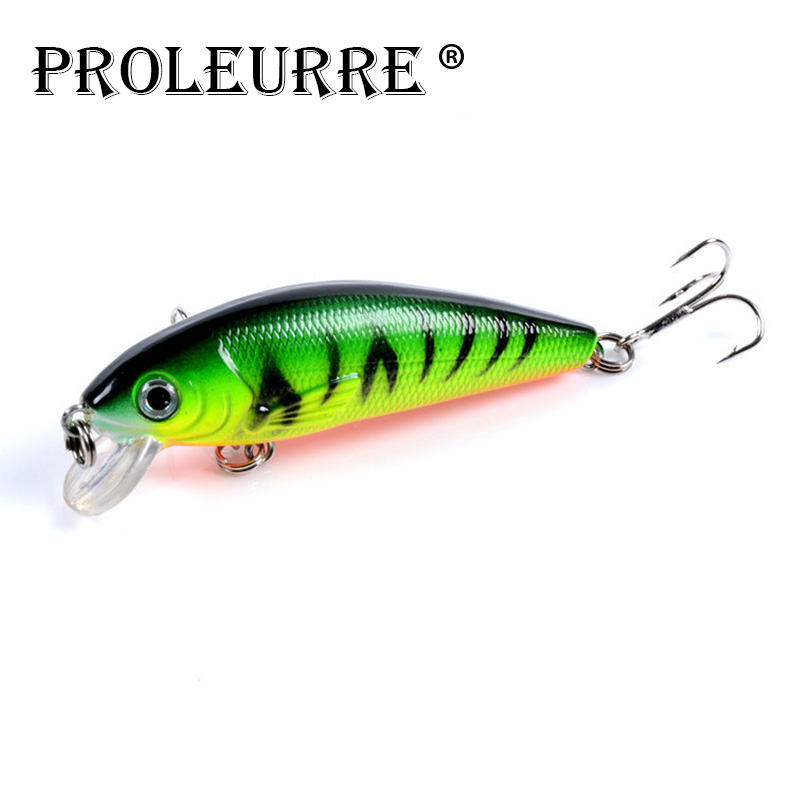 1pcs Minnow Fishing Lure Artificial Baits 3.6g 7.5g 8.5g Hard Crank Bait Fishing Wobblers Bass Crankbaits Fishing Lures