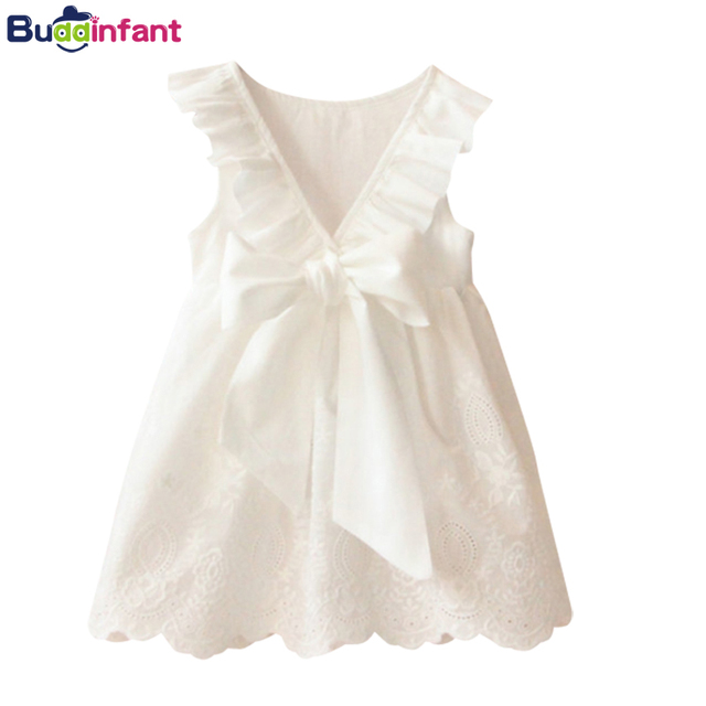 b67ef3730fa7 Baby Girls Dress Summer Fashion Children s Clothing Small Fresh Big ...