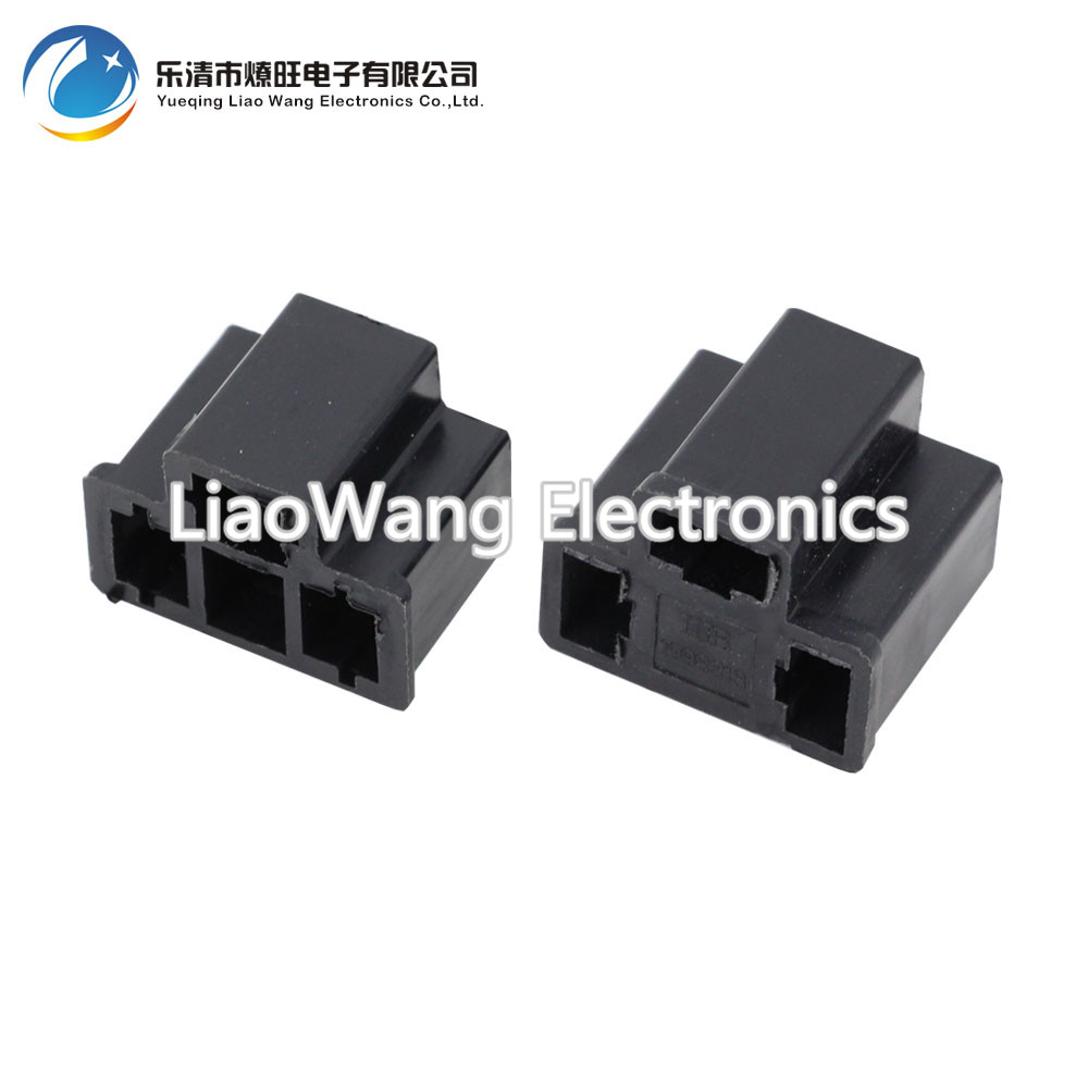 5 Sets PA66 H4 3 Pin Unsealed Cable Wire Connector Electrical ...