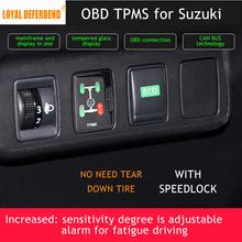 Buy Vitara S-cross Alivio new S-cross OBD TPMS tire pressure monitoring system real-time intelligent  auto door lock speedlock directly from merchant!