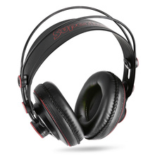 Sale Superlux HD681 3.5mm Jack Wired Super Bass Dynamic Headphones with Adjustable Headband 9ft Cable Noise Cancelling