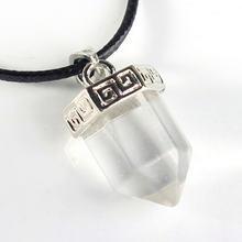 100 уникальный 1 шт посеребренный Натуральный Камень Кристалл