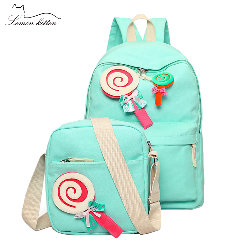 Compare Prices on Canvas Backpacks for Teenage Girls- Online ...