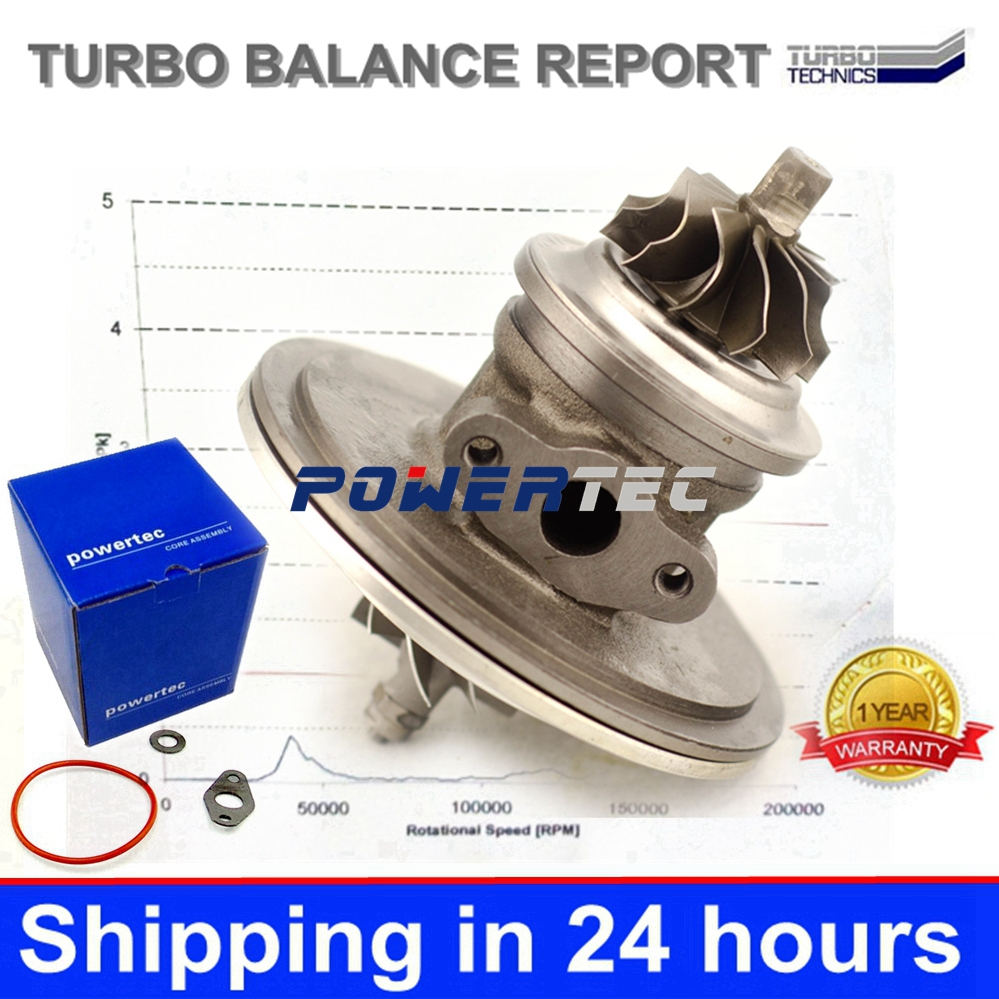 K03-0018 53039880018 turbo cartridge 53039700018 turbo CHRA 0375A6 9632427880 for Citroen Xantia 2.0 HDi FOR Peugeot 406 2.0 HDI