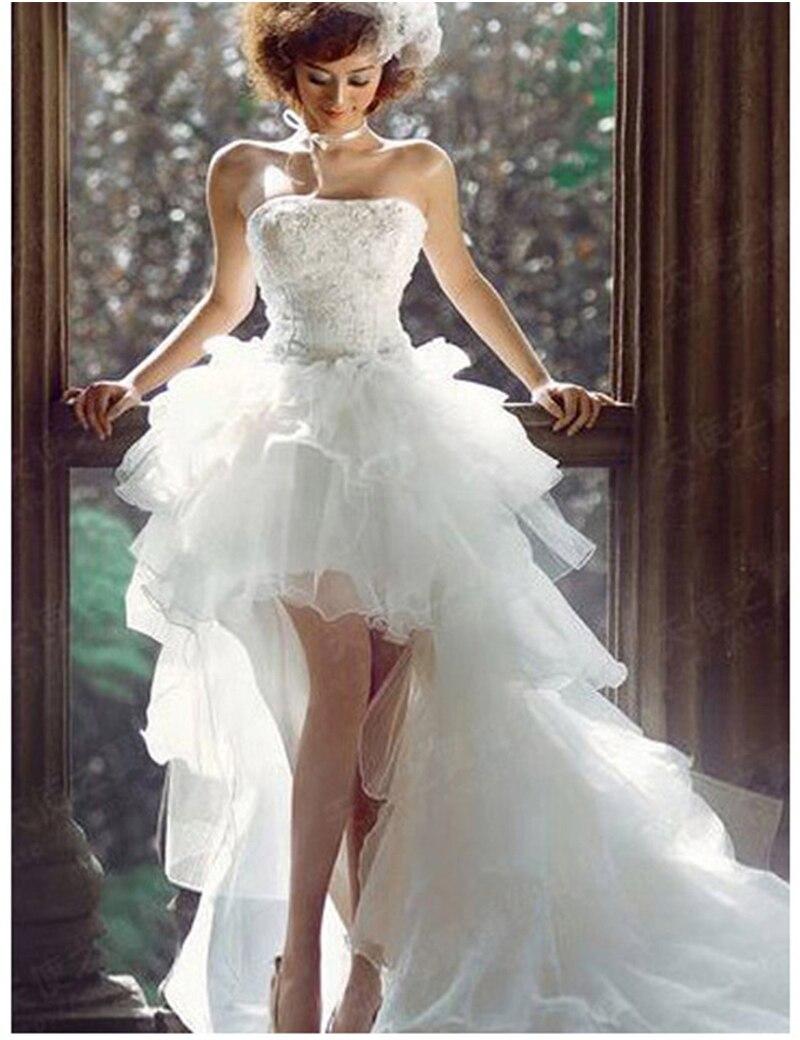 Vestido novia corto precio