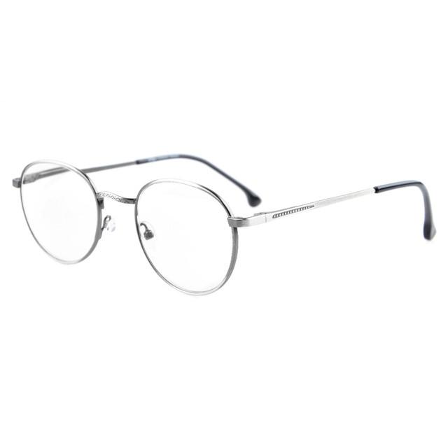 e81c59db8937 R1620 Eyekepper Oval Round Quality Spring Hinges Glasses Eyeglasses Frame  +0.00