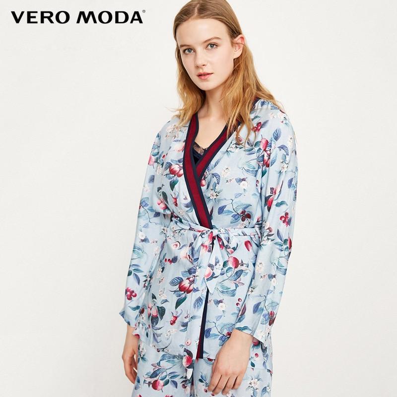 Vero Moda 2019 Women's Spring & Summer Printed Leisure Wear |3182P9501