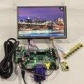HDMI + VGA + AV + Аудио + USB FPV Контроллер борту. VST29.01B + 7 дюймовый N070ICG-LD1/LD4 1280*800 + Сенсорная панель для малины
