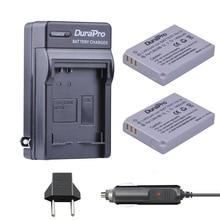2pc NB-5L NB 5L NB5L Li-ion Battery+Car Charger For Canon S110 SX200 SX210 SX220 SX230 IS HS IXUS 850 870 800 860 990 SD 950 970