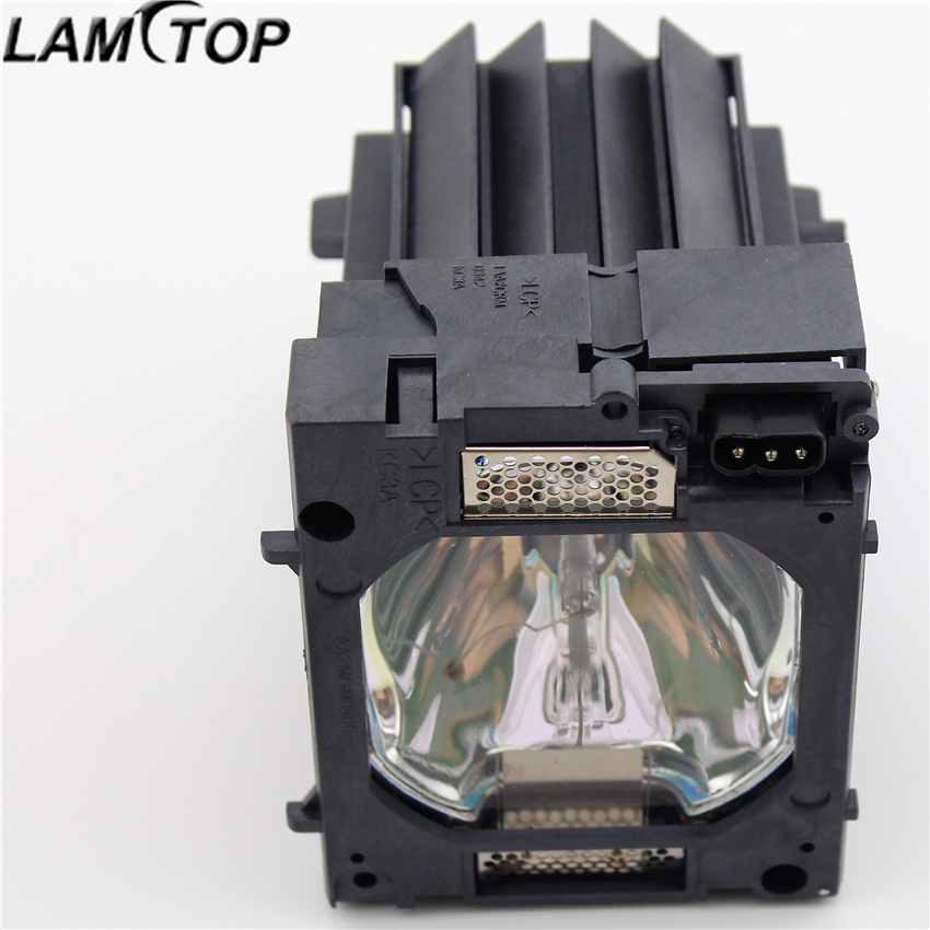 LAMTOP Projector lamp with housing POA-LMP108/610 334 2788 for PLC-XP100/PLC-XP100L free shipping lamtop 180 days warranty projector lamp with housing poa lmp127 610 339 8600 for lc xs25