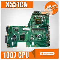 X551CA Motherboard 1007u CPU REV 2.2 For ASUS X551CA X551C Laptop motherboard X551CA Mainboard X551CA Motherboard test 100% OK