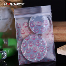 400pcs face printing small size Self Sealing Zip Lock Bags/ jewelry bags/ Plastic Packaging bags