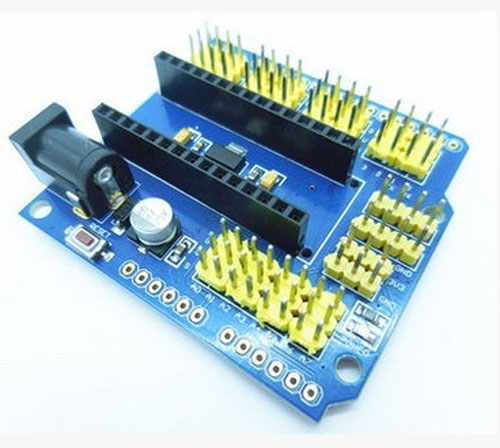 2pcs/lot Multiple Extension Module Use Yellow Pin For Arduino NANO UNO